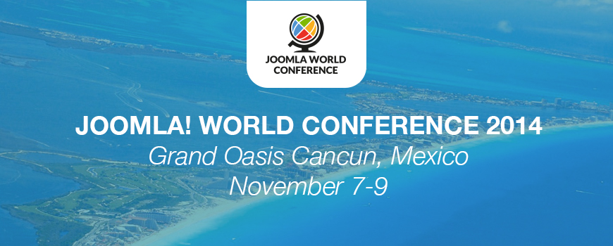 Joomla World Conference 2014