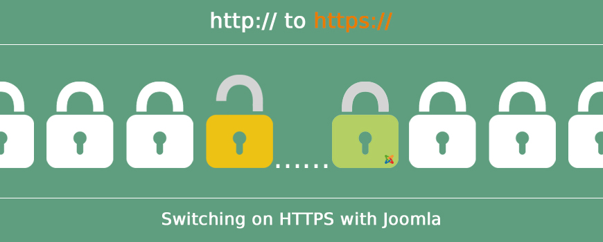 Switching from http to https on Joomla
