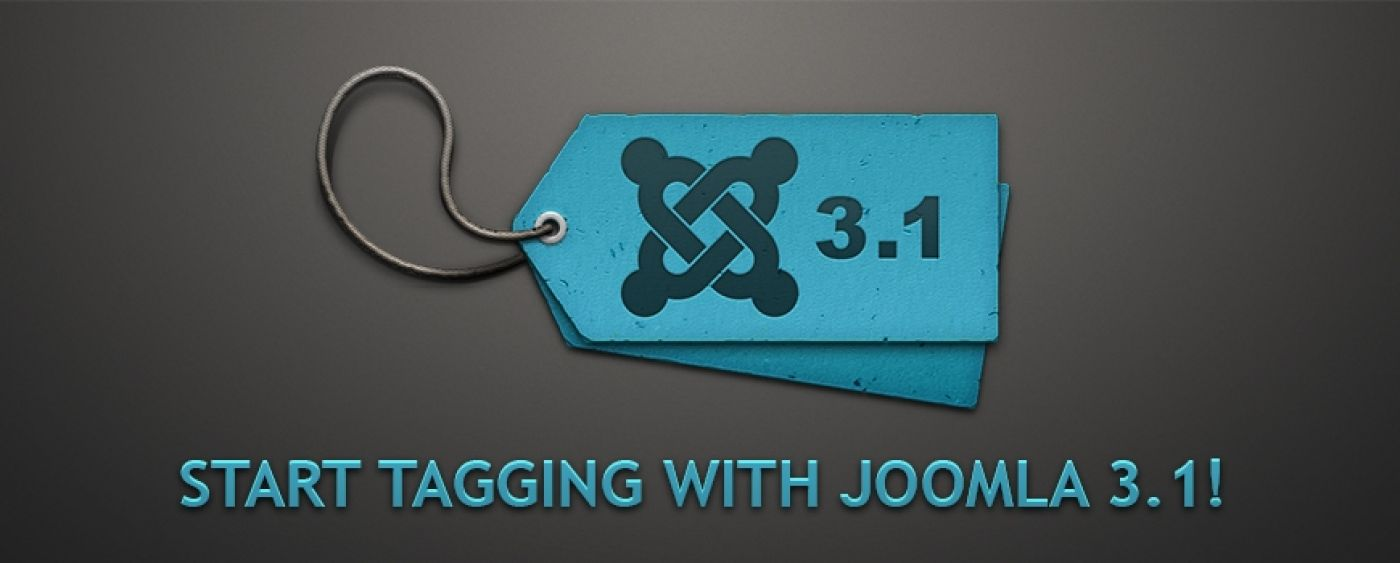 Tagged by Joomla 3.1