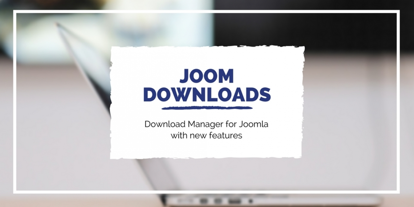 Joomla Download Manager With New Features