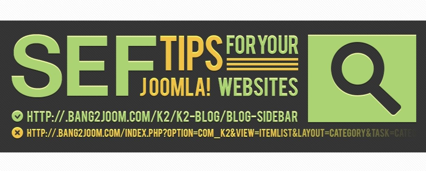 Bang2Joom Blog: Target: SEO Friendly Joomla! website!