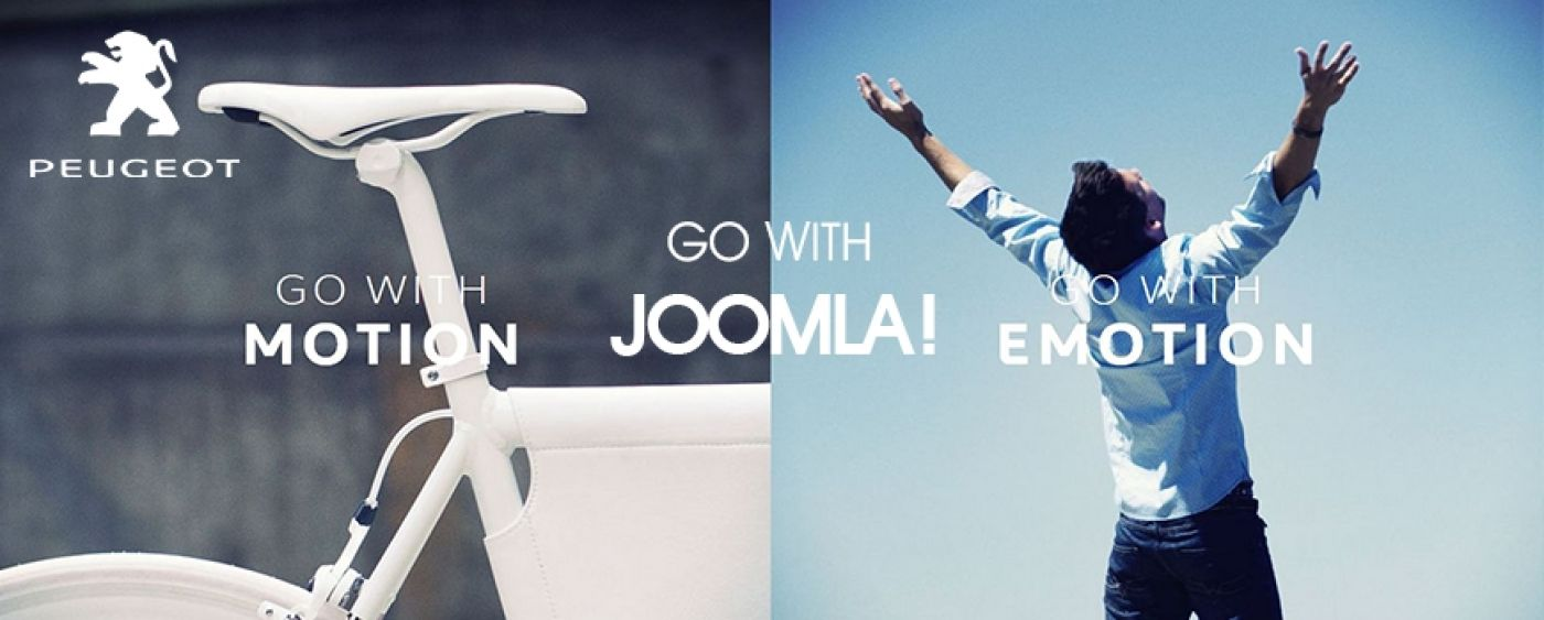 Bang2Joom Blog: Peugeot - Go with Joomla!