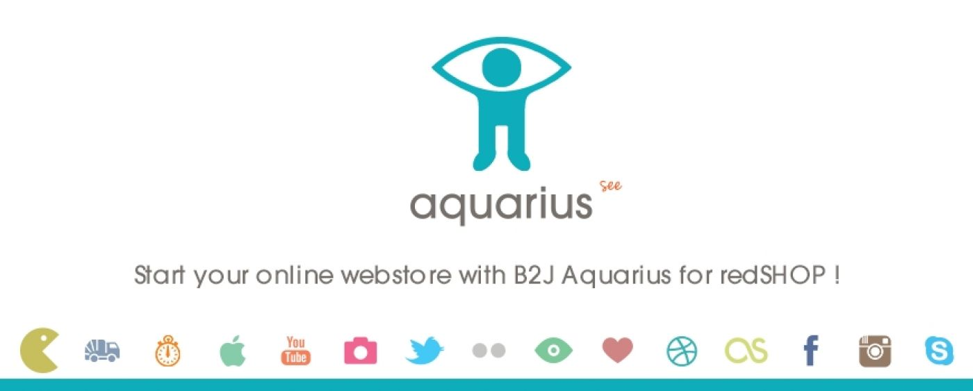 Bang2Joom blog: B2J Aquarius template B2J launched!