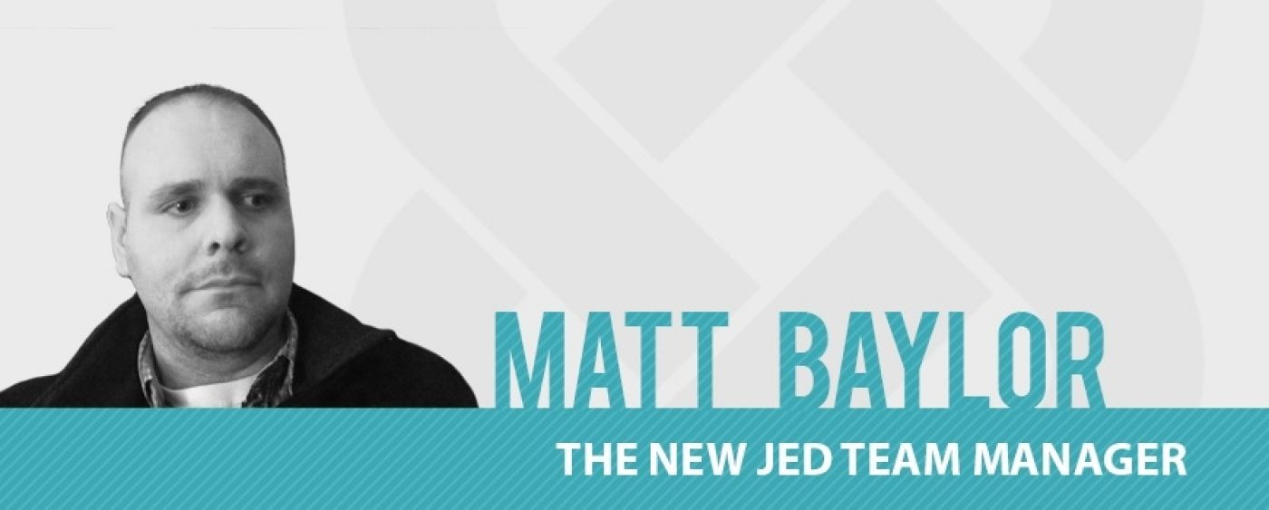 Matt replaces Matt as the Lead JEDi?