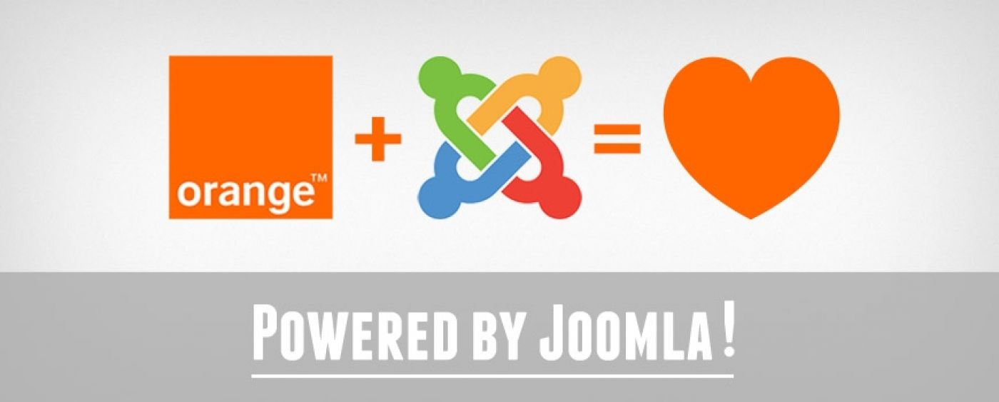 Bang2Joom blog: Orange loves Joomla!