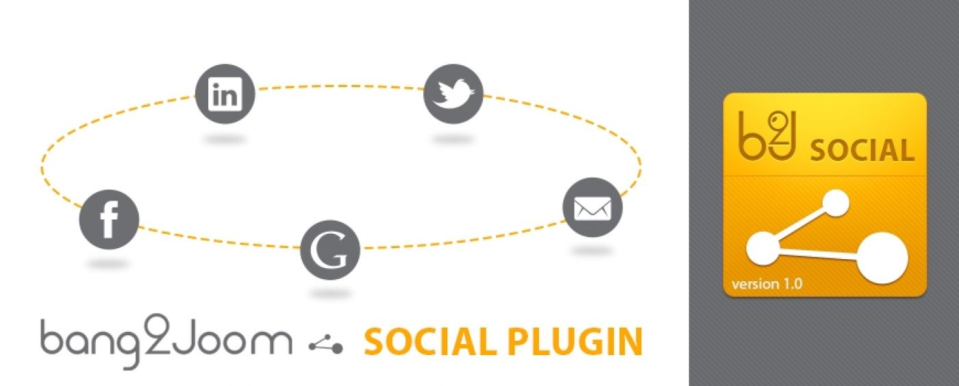 Bang2Joom Blog: B2J Social plugin is out!